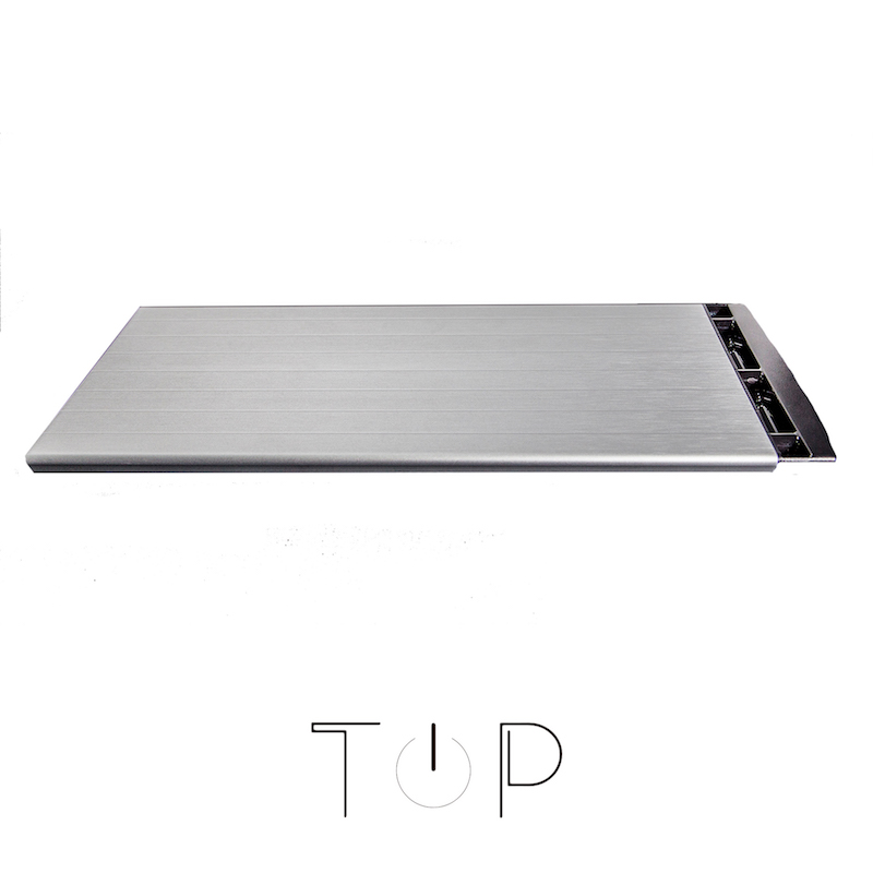 【TOP】解凍板(科技銀)