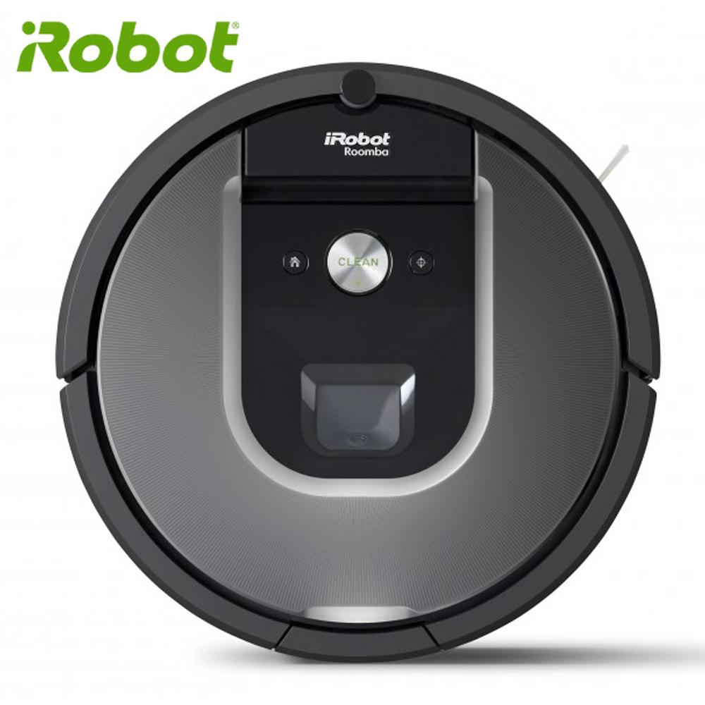 ★掃+擦雙神器★美國iRobot Roomba 960 掃地機器人+iRobot Braava 380t擦地機器人(保固15個月)