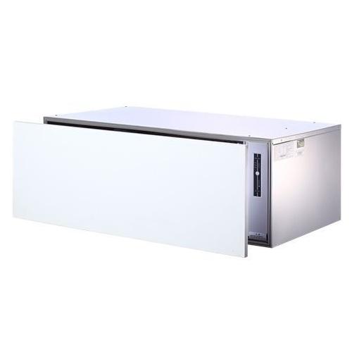 (原廠安裝需自費)櫻花落地式嵌門板抽屜式90cm(與Q7598AXL同款)烘碗機白色Q-7598AXL