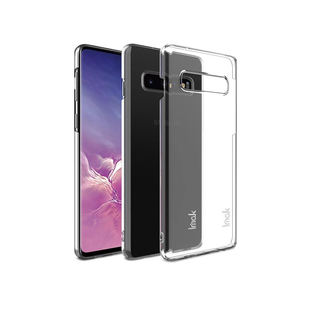 Imak SAMSUNG Galaxy S10+ 羽翼II水晶殼(Pro版)