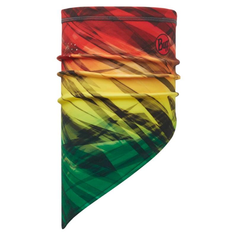 【西班牙 BUFF】極速光影 科技抗風刷毛三角巾