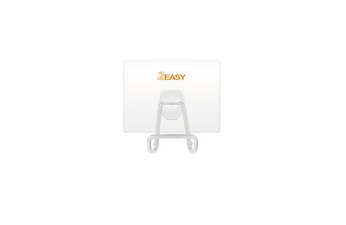 (複製)【olina】2easy無痕鐵架掛勾系列-保鮮膜廚房紙巾架