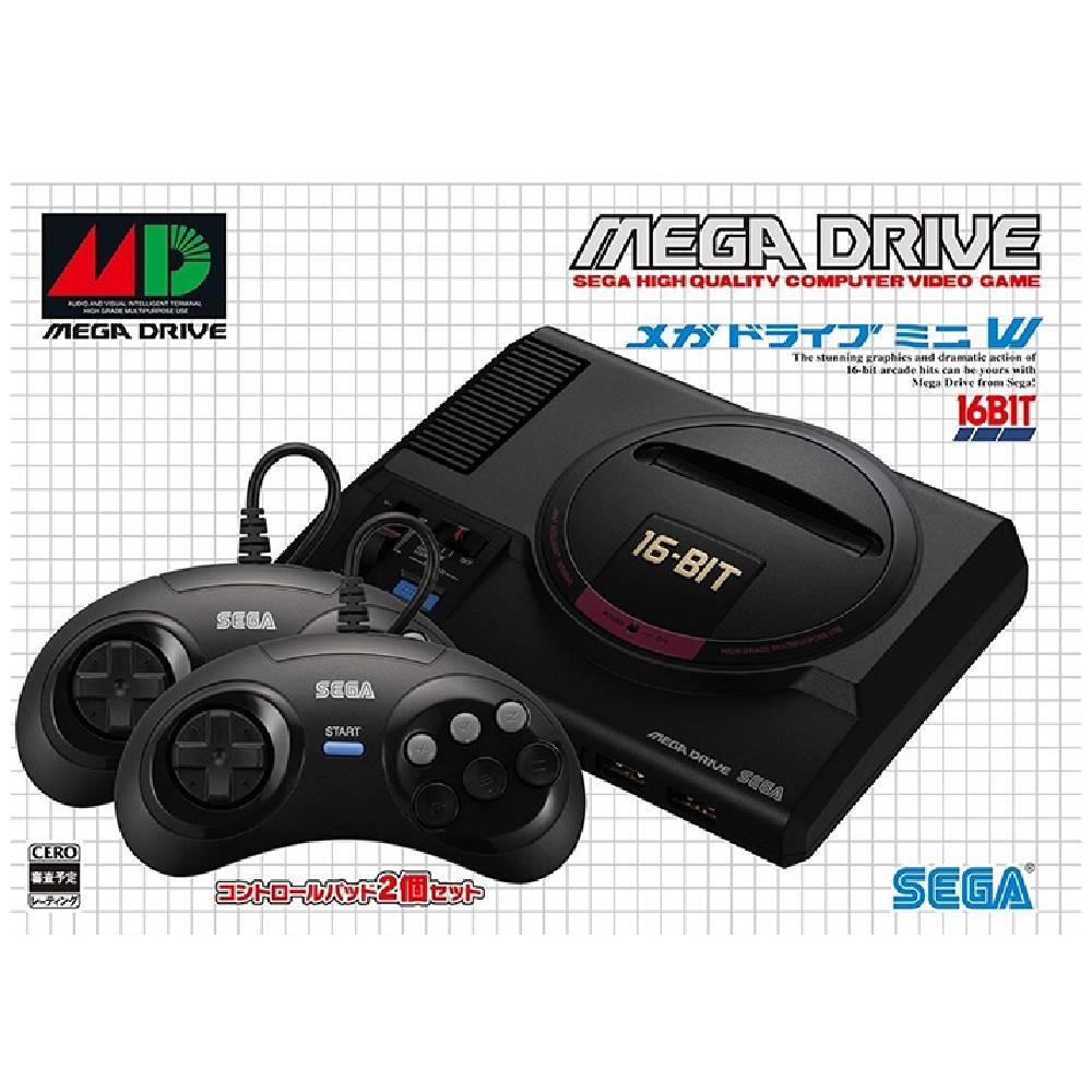 Mega Drive Mini(迷你MD)附2手把《亞洲版》