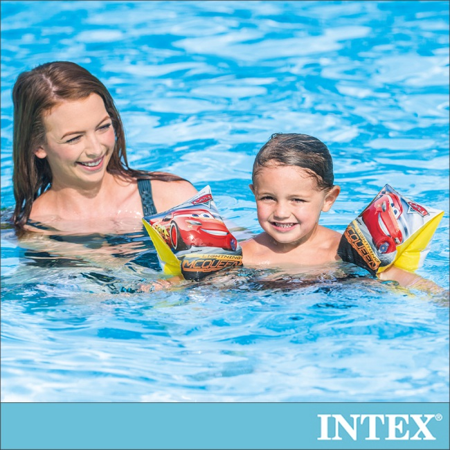 【INTEX】麥坤CARS-臂圈 適用3-6歲(56652)