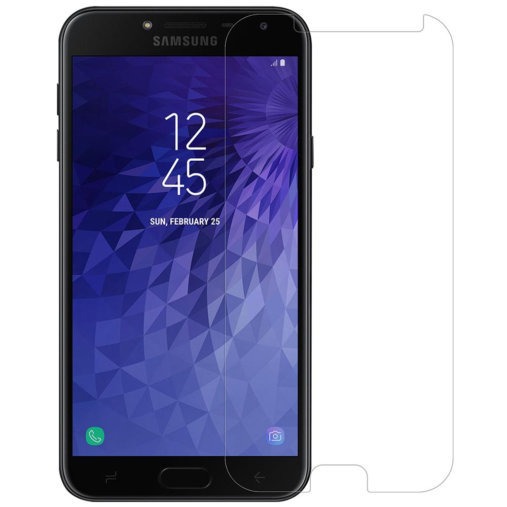 NILLKIN SAMSUNG Galaxy J4 超清防指紋保護貼 - 套裝版
