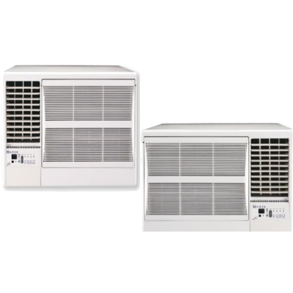 (含標準安裝)冰點定頻左吹窗型冷氣10坪FW-63CS2L