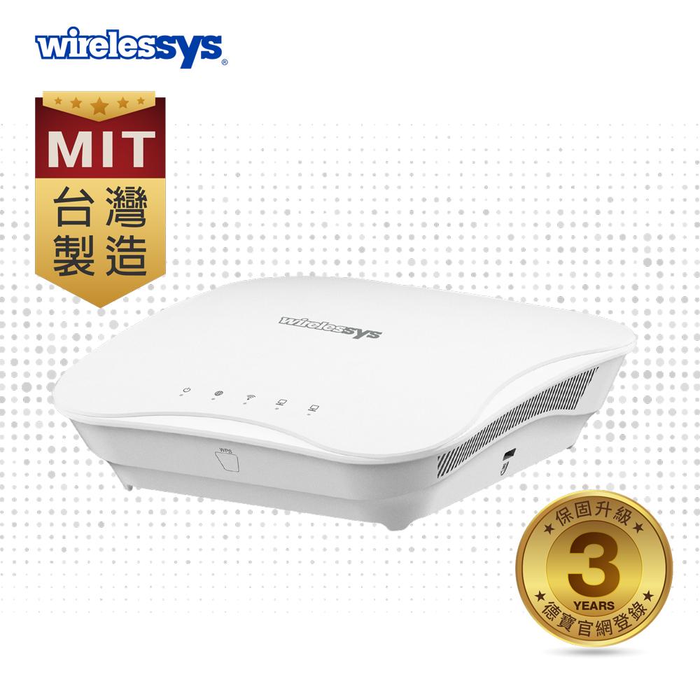 Wirelessys MR120 網狀無線路由器