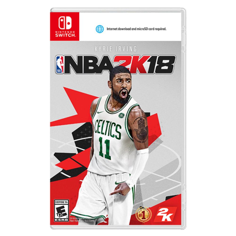 Nintendo Switch NBA 2K18_中文一般版