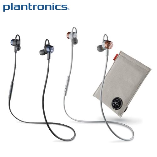 繽特力 Plantronics BackBeat GO3 藍牙耳機 【精裝版】-單寧藍