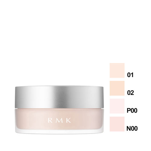 RMK 水凝透光蜜粉 8g 色號:01