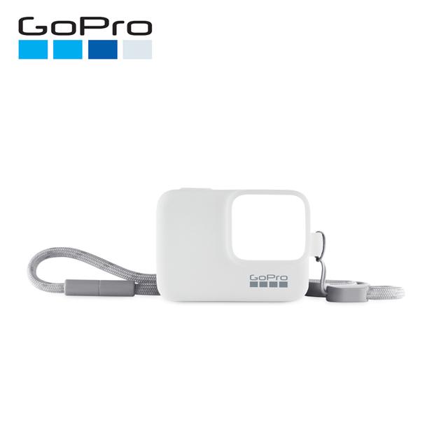 GoPro 矽膠護套 ACSST-002 白色 公司貨