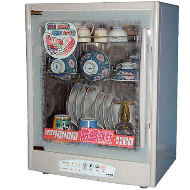 年終下殺↘【名象】白鐵紫外線三層烘碗機 TT-928