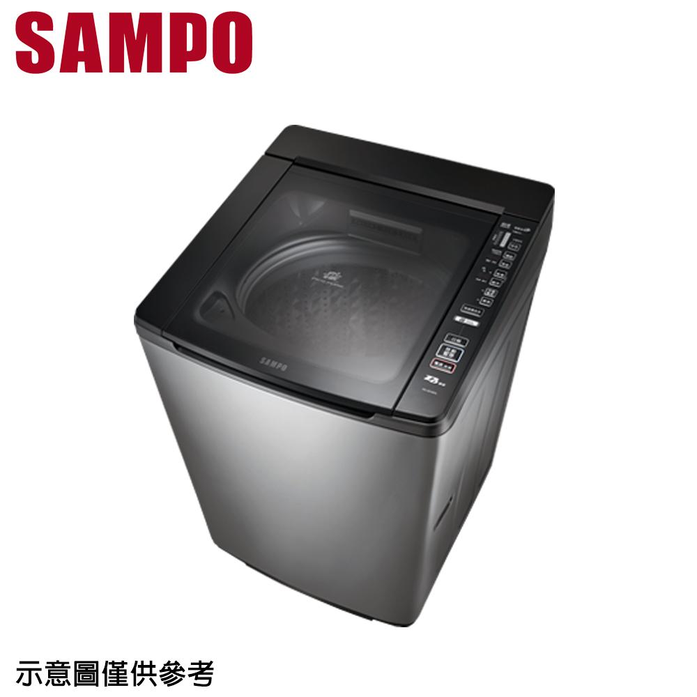 好禮送【SAMPO 聲寶】16公斤變頻洗衣機ES-JD16PS