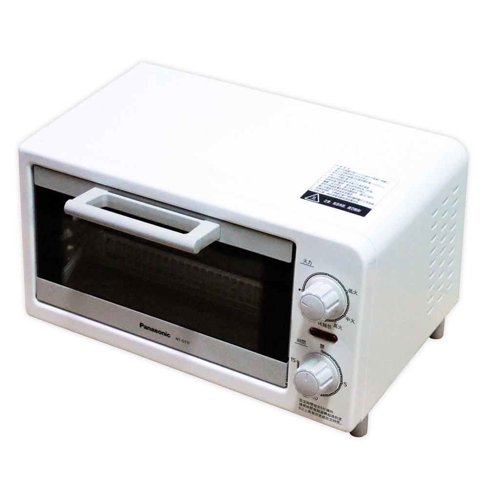 【Panasonic國際牌】9L電烤箱 NT-GT1T