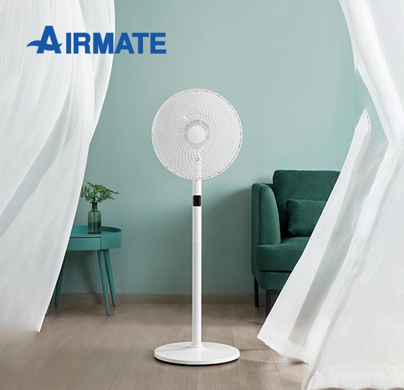 AIRMATE 艾美特 FS35123R 14吋 DC直流馬達 遙控立地電扇