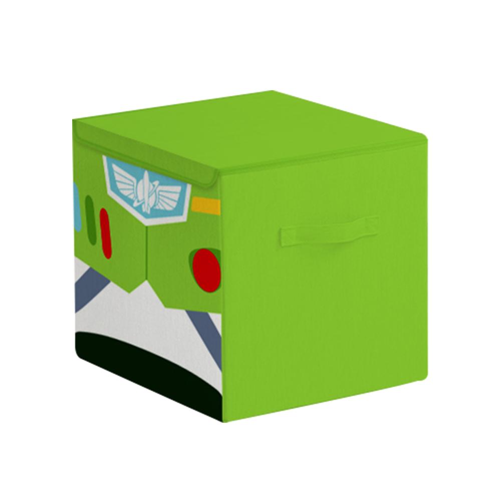 【收納王妃】玩具總動員方形摺疊收納箱-巴斯光年款