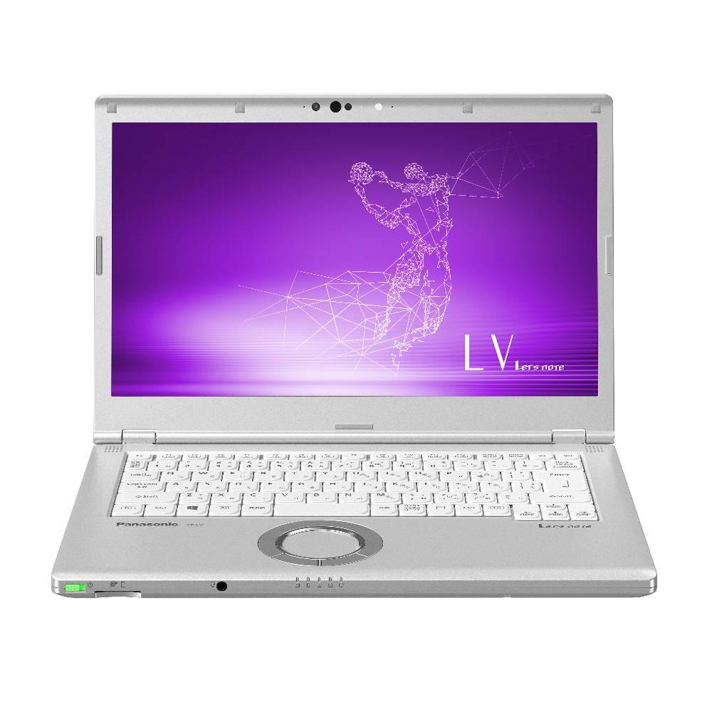 PANASONIC CF-LV8(i5-8365U) 8G 512G 銀 14吋FHD_CF-LV8RDBQTQ