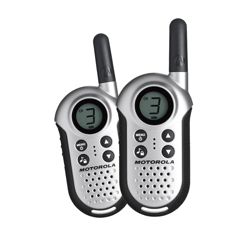 Motorola 摩托羅拉 無線對講機 TLKR T4 (2入)