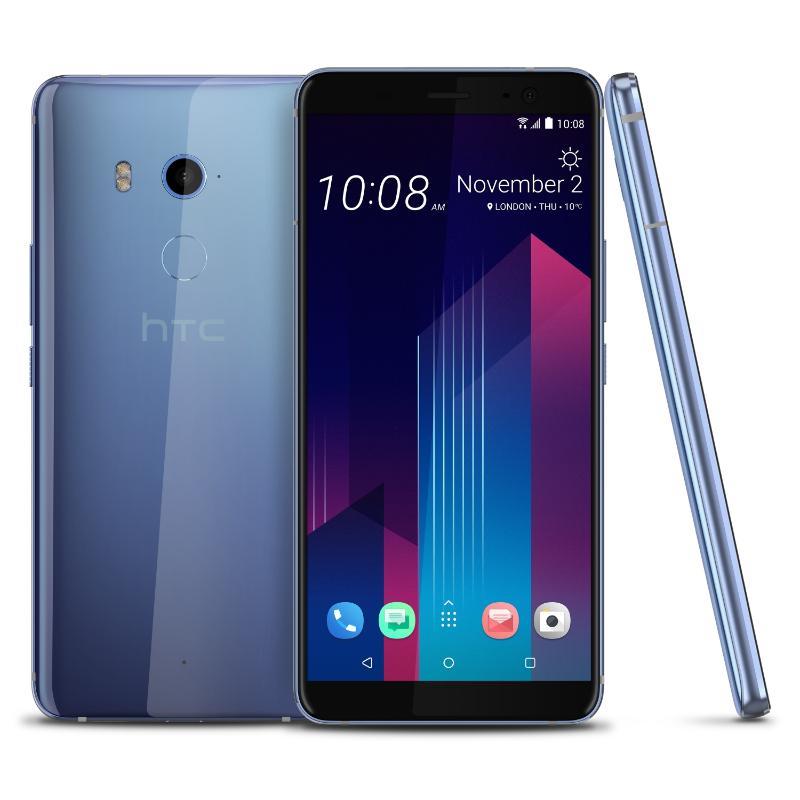 HTC U11+ 4G/64G【下殺65折 再贈兩好禮】