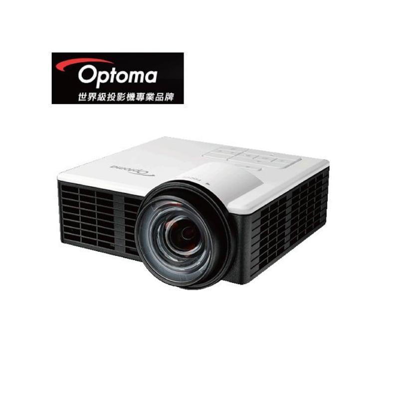 optoma 奧圖碼 微型 短焦 LED 投影機 ML750ST