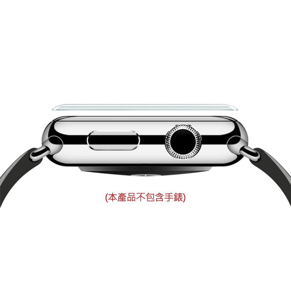 QinD Apple Watch (38mm) 水凝膜