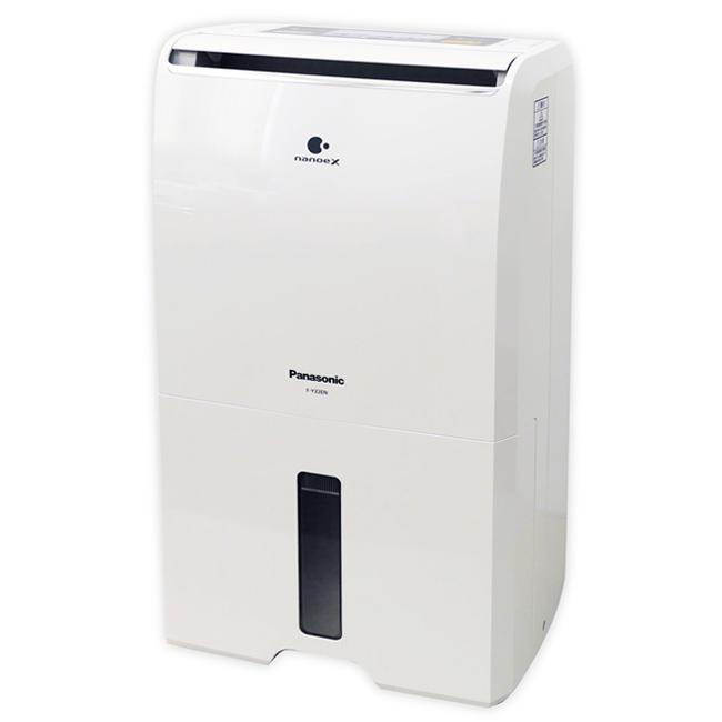 【Panasonic國際牌】11公升ECONAVI空氣清淨除濕機 F-Y22EN