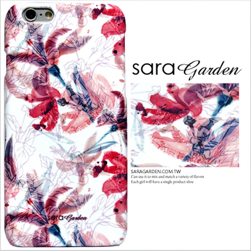 【Sara Garden】客製化 手機殼 HTC 10 Pro 漸層 水彩 叢林 碎花 保護殼 硬殼
