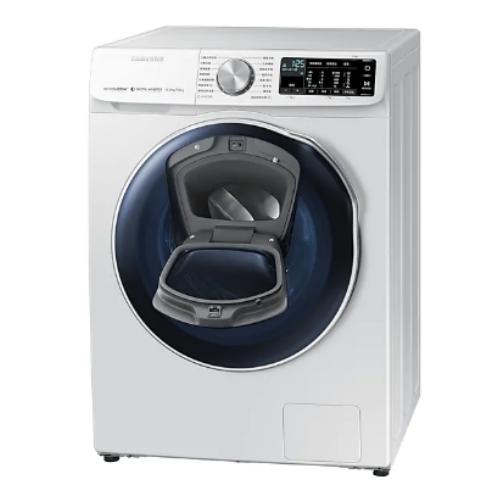 回函贈【SAMSUNG三星】10KG 變頻滾筒洗脫烘洗衣機 WD10N64FR2W