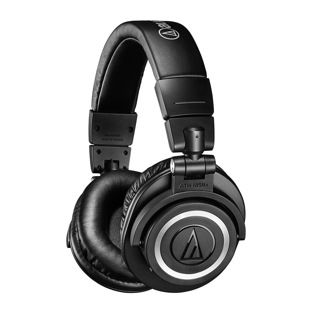 鐵三角 ATH-M50xBT 無線藍牙 精準監聽 耳罩式耳機