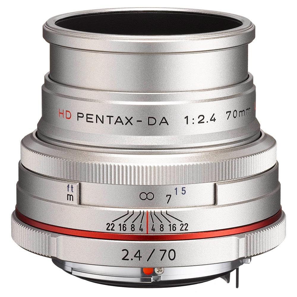 PENTAX HD DA 70mm F2.4 Limited _銀色【公司貨】