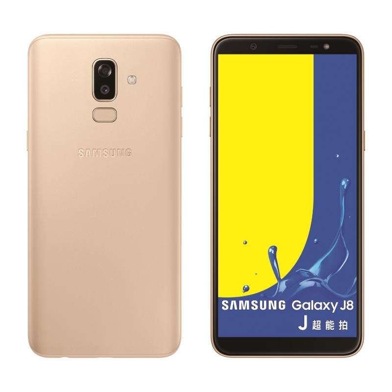SAMSUNG Galaxy J8 SM-J810【新機上市】