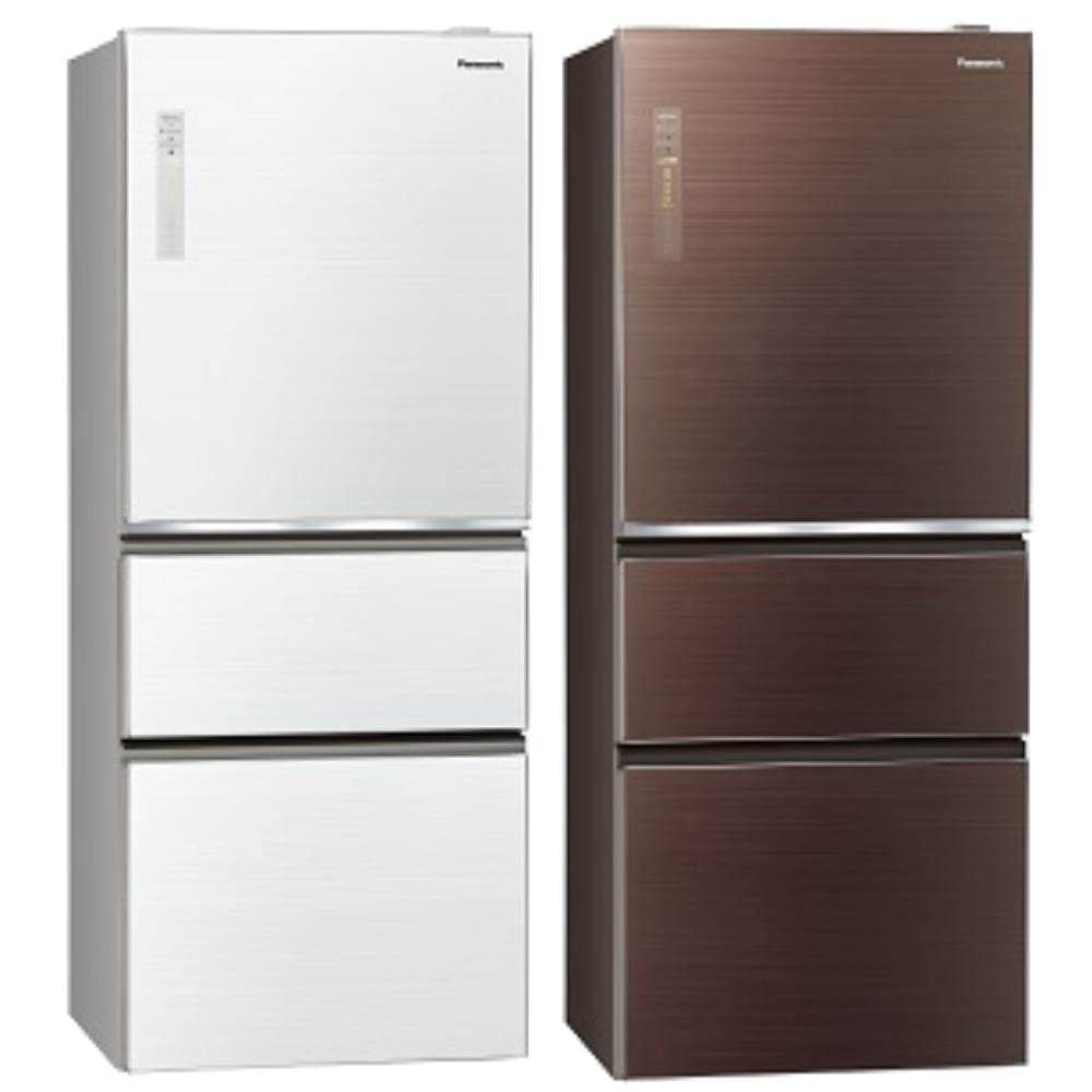 【國際】500L三門變頻冰箱- 翡翠棕 NR-C509NHGS-T