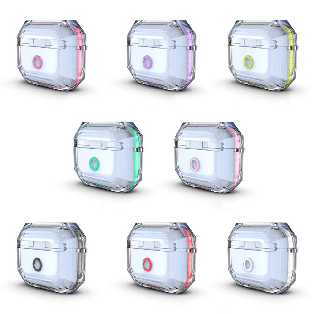 QinD Apple AirPods Pro 雙料保護套(白色)