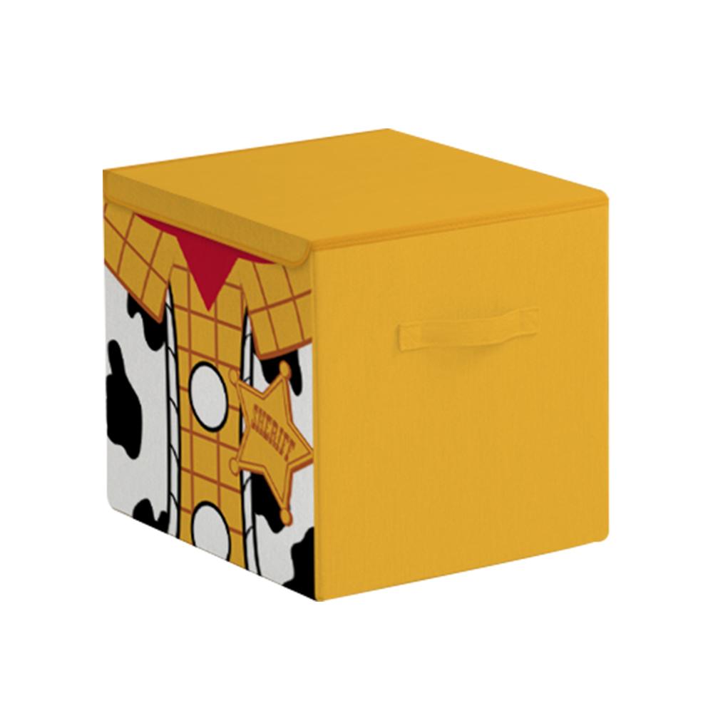 【收納王妃】玩具總動員方形摺疊收納箱-胡迪款