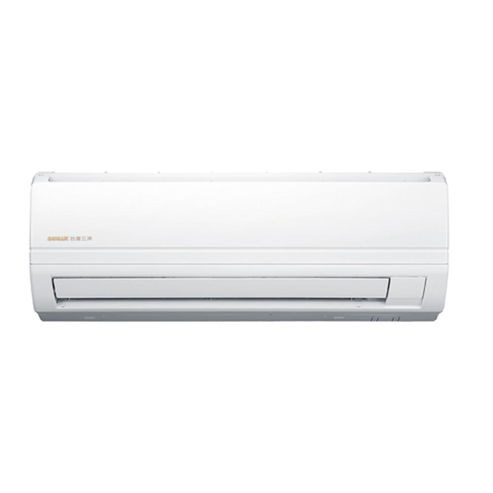 (含標準安裝)SANLUX台灣三洋變頻冷暖分離式冷氣10坪SAE-63V7A/SAC-63VH7