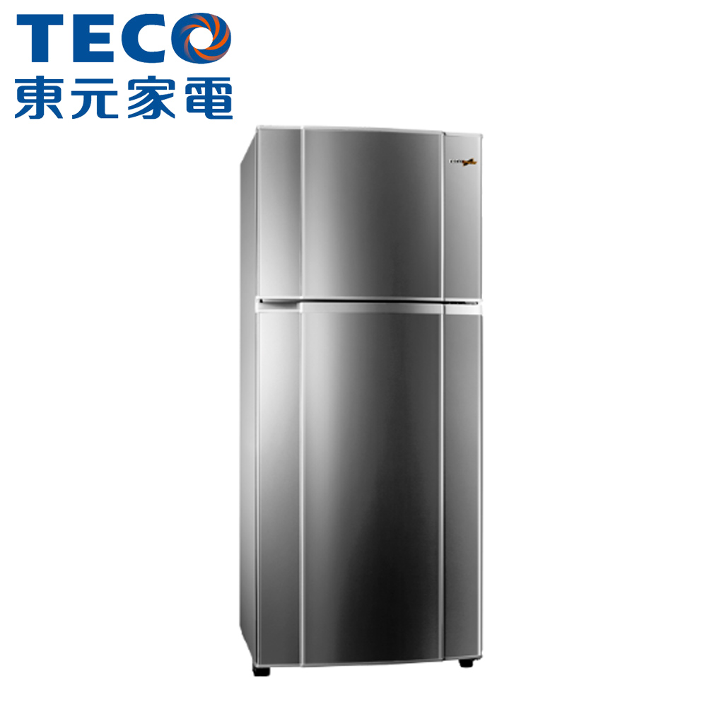 好禮二選一★【TECO東元】480公升變頻雙門冰箱R4892XM