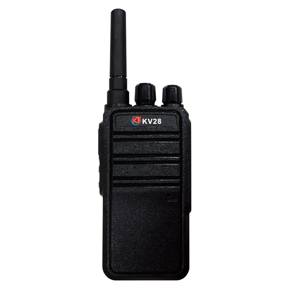 【贈國際牌負離子梳】帝谷通信 KV28專業無線對講機