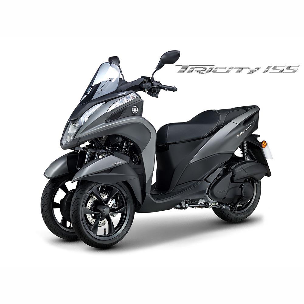 YAMAHA 山葉機車Trycity 155 ABS 騎動三輪時代-2018年新車