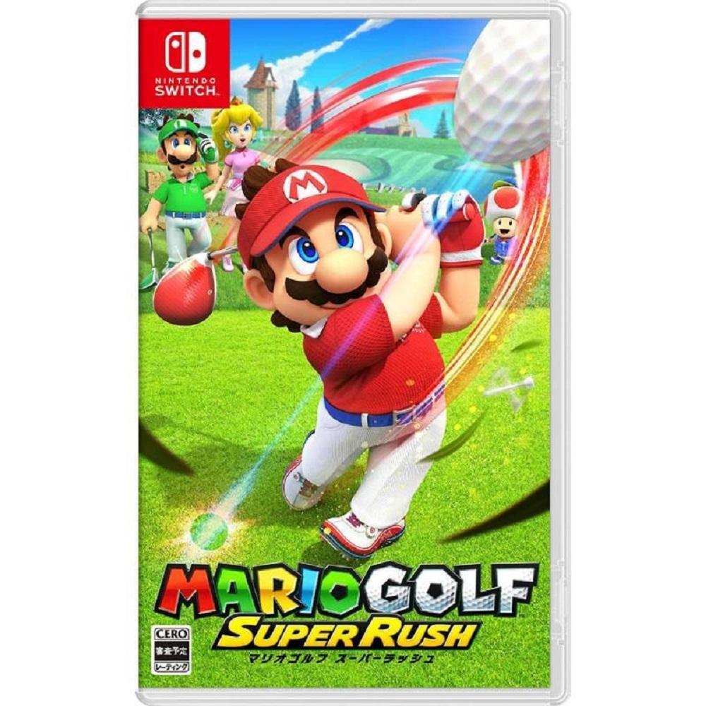 Nintendo Switch 瑪利歐高爾夫 超級衝衝衝 中文版