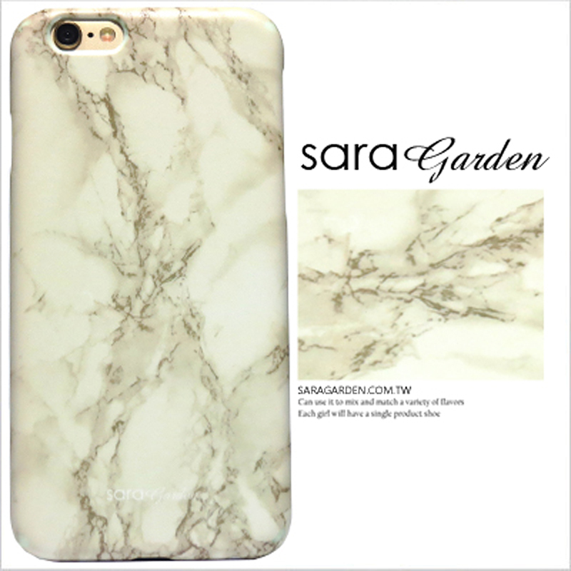 【Sara Garden】客製化 手機殼 SONY XA1plus xa1+ 大理石 爆裂 紋路 保護殼 硬殼