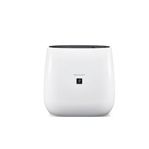 SHARP夏普 7坪自動除菌離子清淨機/白色 FU-J30T-W