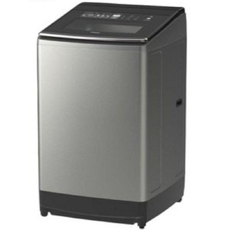 【HITACHI 日立】 17KG 變頻直立式洗衣機 SF170TCV 星燦銀