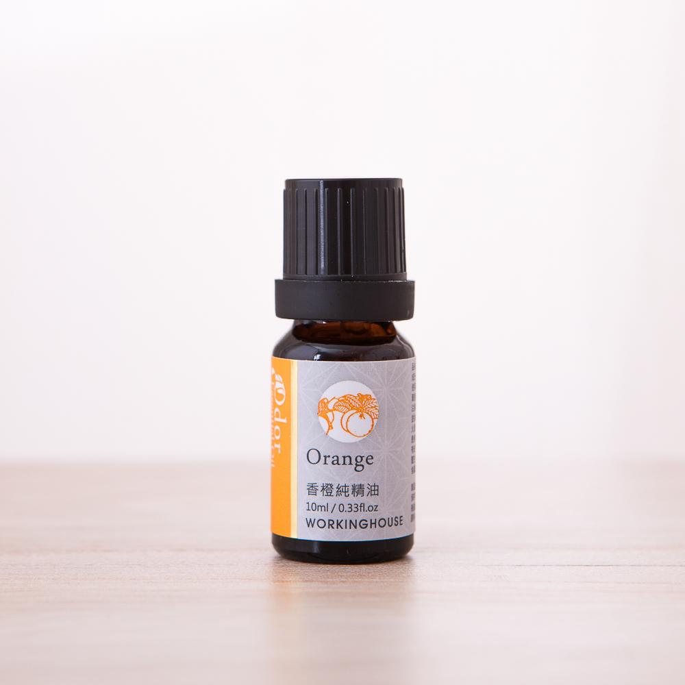 Odor香橙純精油10ml-生活工場