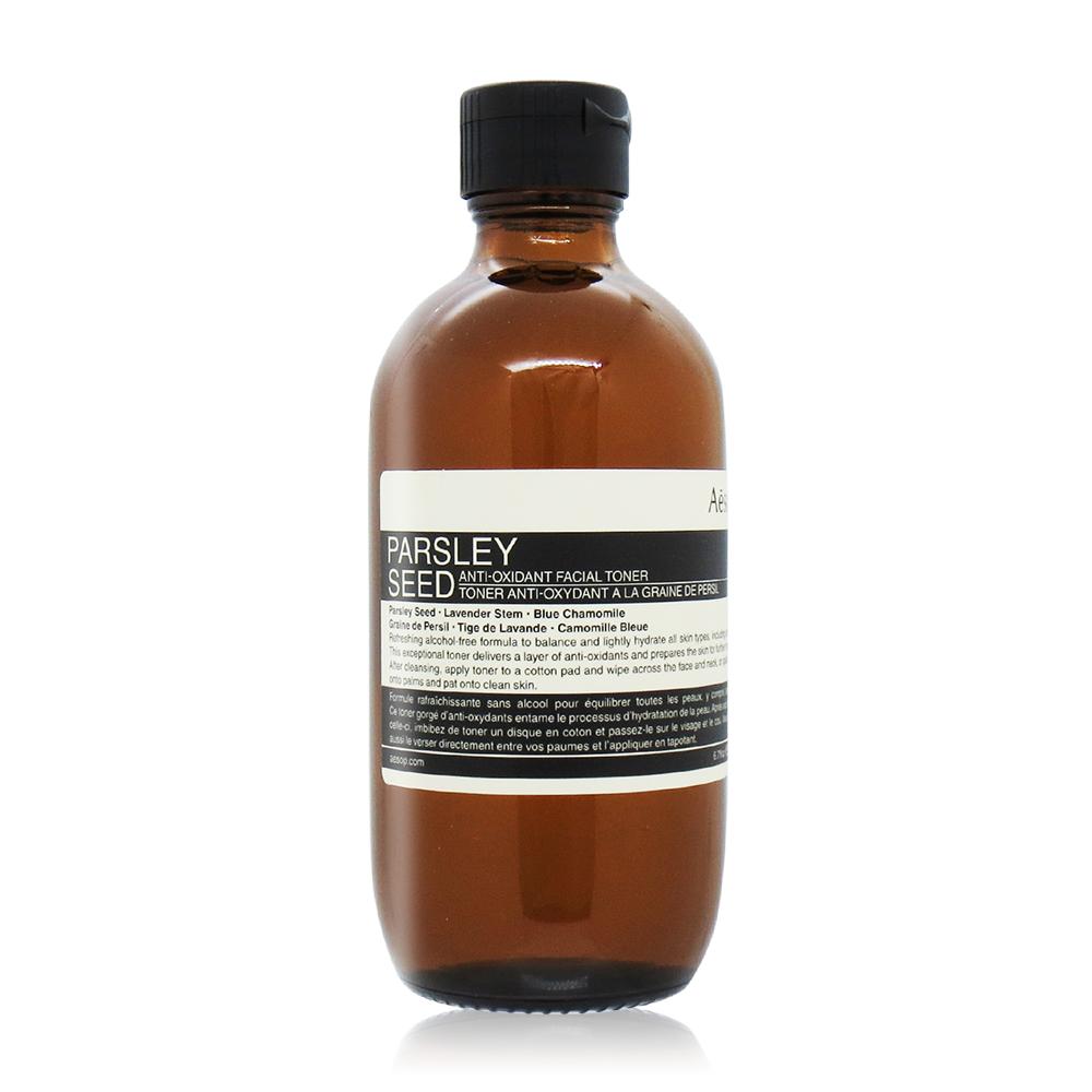 Aesop 香芹籽抗氧化活膚調理液(200ml)-國際航空版