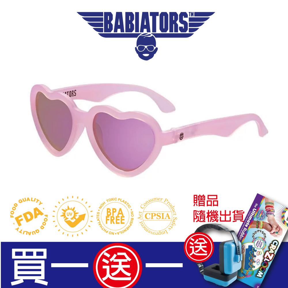 【美國Babiators】造型款系列嬰幼兒太陽眼鏡-許願甜心 (偏光鏡片) 6-10歲