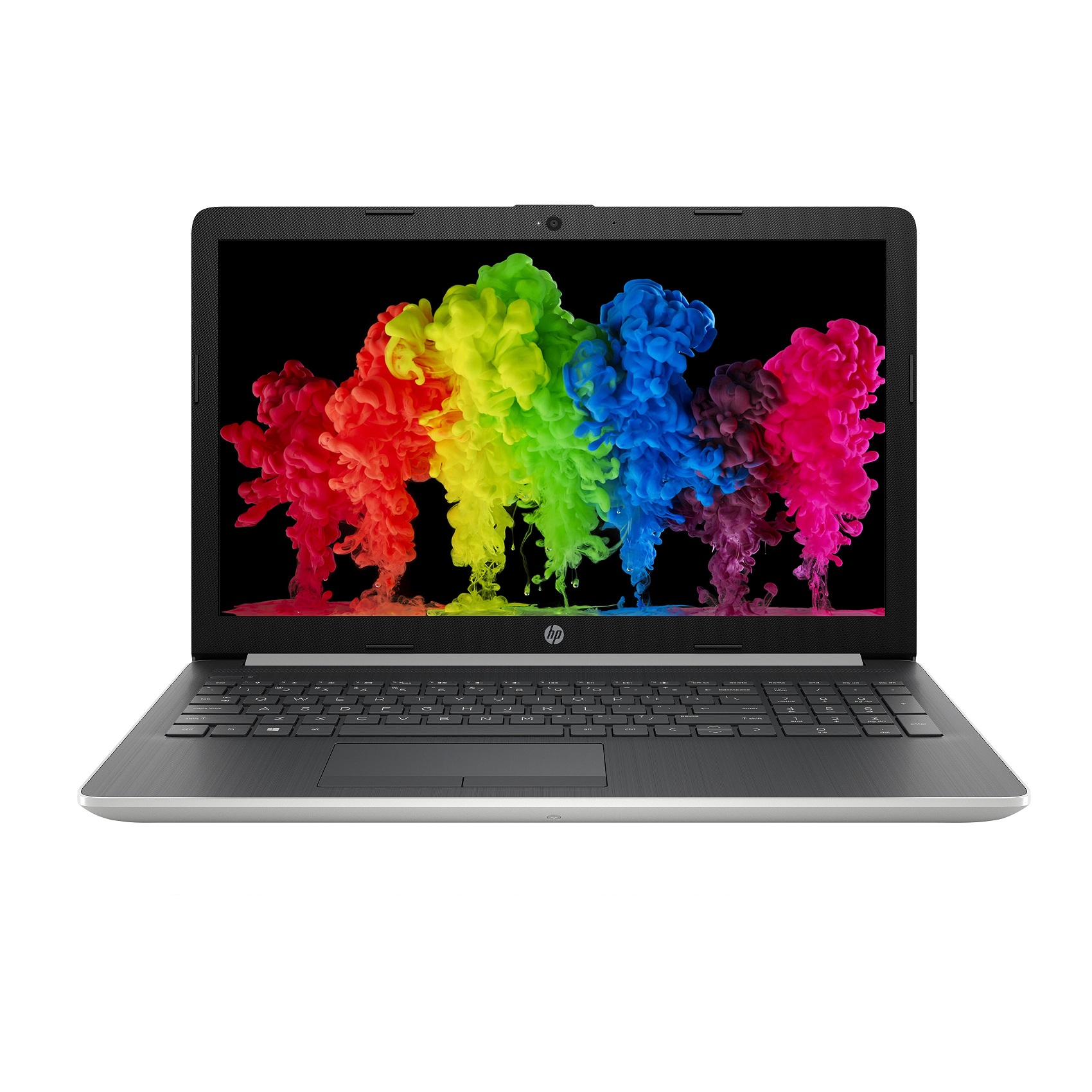 HP Laptop 15-da0016TX-Silver(i5-8250U/4G/256G+1TB/MX130-4G/Win10)