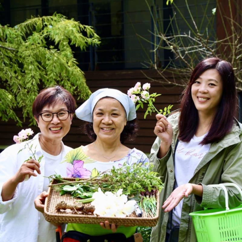 [台北]造訪老祖先的智慧森林深處的老灶腳(假日)-白石森活休閒農場