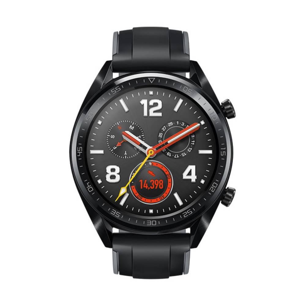 HUAWEI Watch GT運動款藍芽手錶 曜石黑