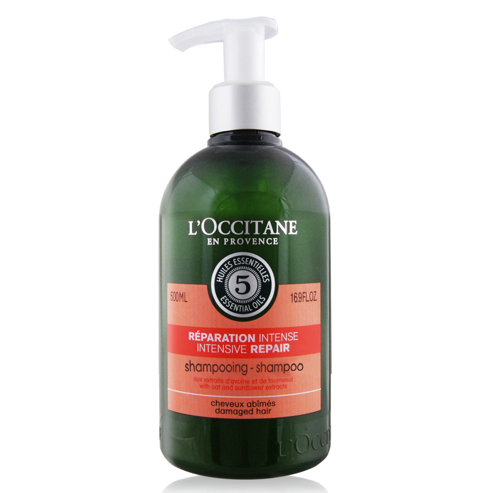 L'OCCITANE 歐舒丹 草本修護洗髮乳(500ml)-國際航空版
