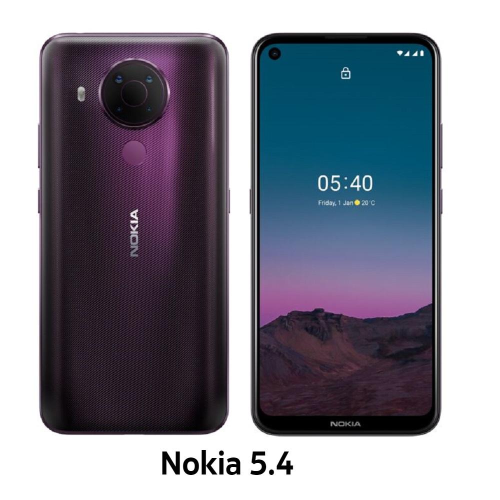 Nokia 5.4 6G/64G 6.39吋智慧型手機_紫